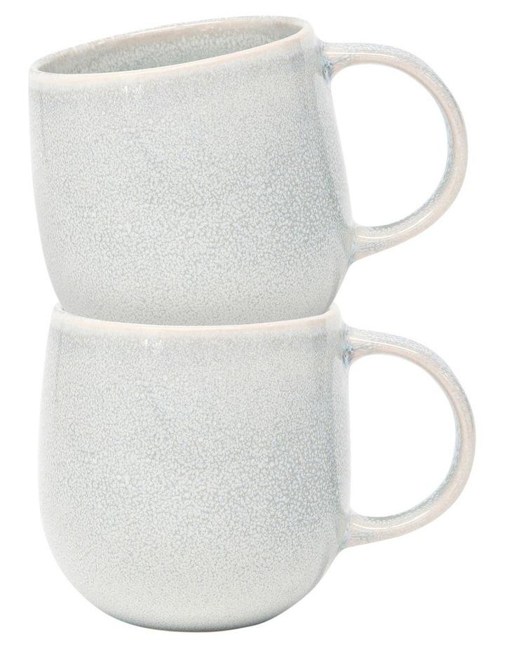 NAOKO Mug - 380ml - Ice - Set of 6 image 3