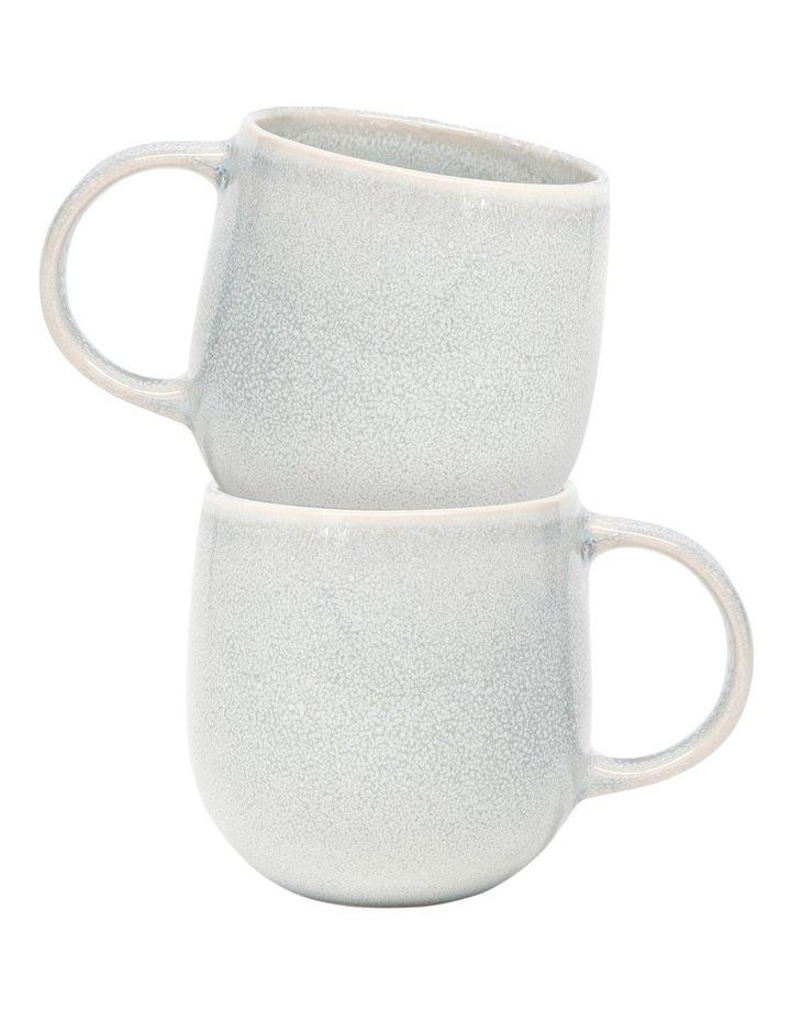 NAOKO Mug - 380ml - Ice - Set of 6 image 4