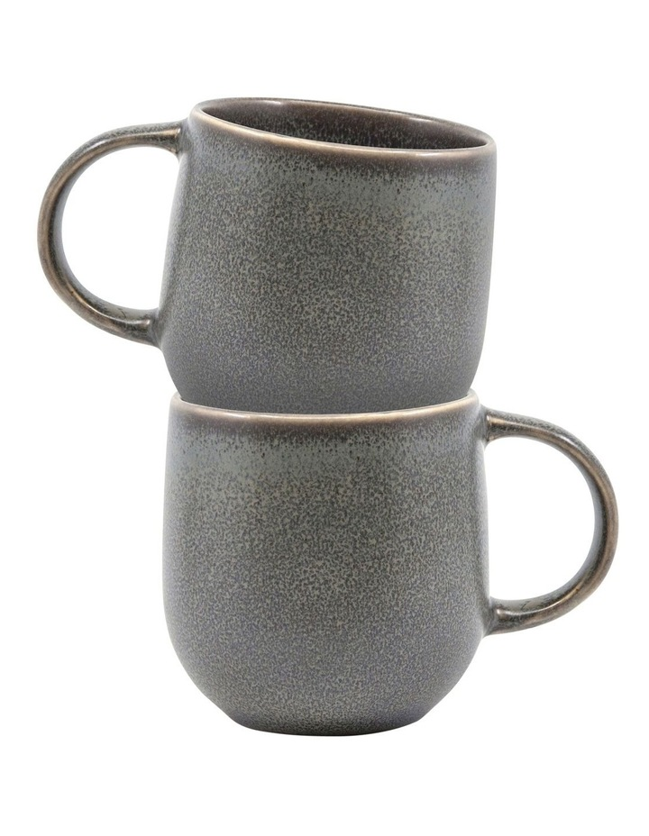 NAOKO Mug - 380ml - Shale - Set of 6 image 4