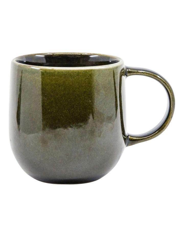NAOKO Mug - 380ml - Olive - Set of 6 image 2