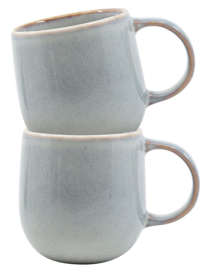 NAOKO Mug - 380ml - Stone - Set of 6 image 3