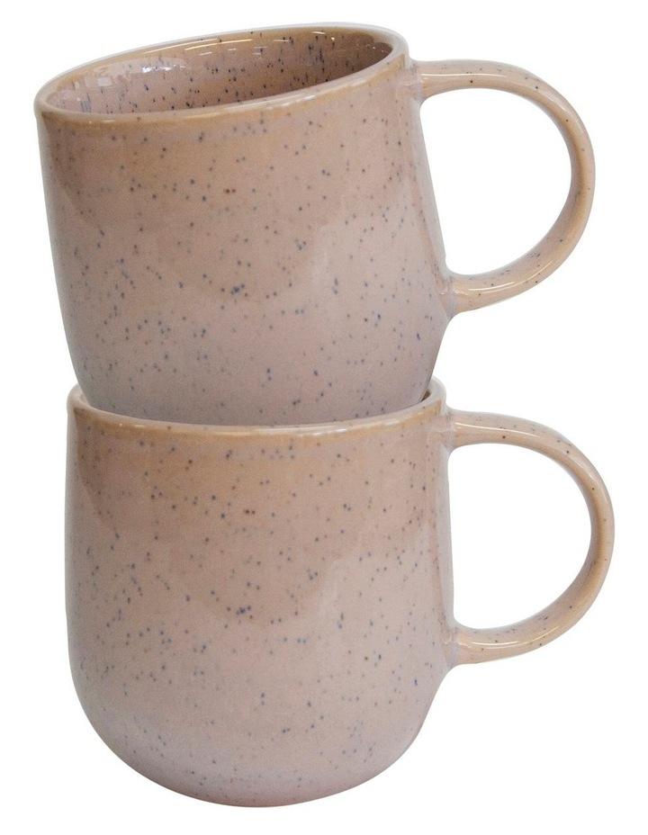 NAOKO Mug - 380ml - Sherbet - Set of 6 image 3