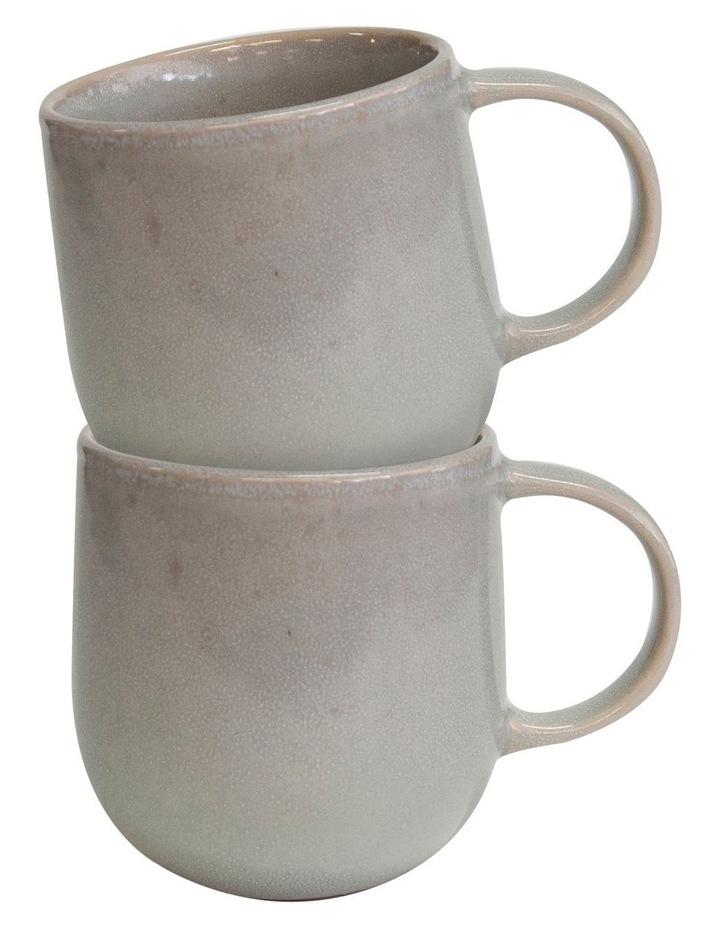 NAOKO Mug - 380ml - Frost - Set of 6 image 3
