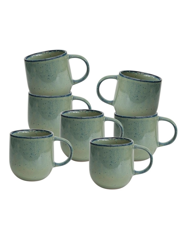 NAOKO Mug - 380ml - Pistachio - Set of 6 image 1