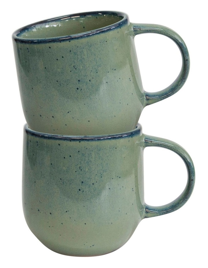 NAOKO Mug - 380ml - Pistachio - Set of 6 image 3
