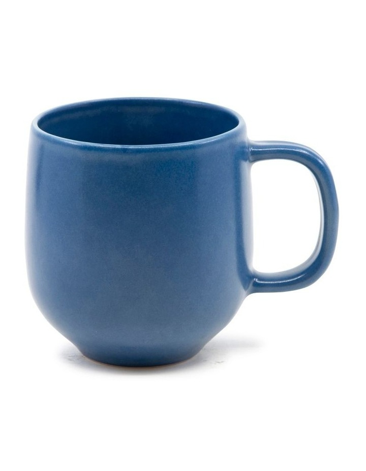 Hue Mug 380ml - Blue - Set of 6 image 2