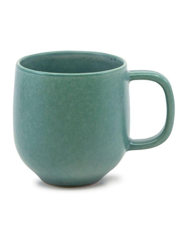Hue Mug 380ml - Green - Set of 6 image 2
