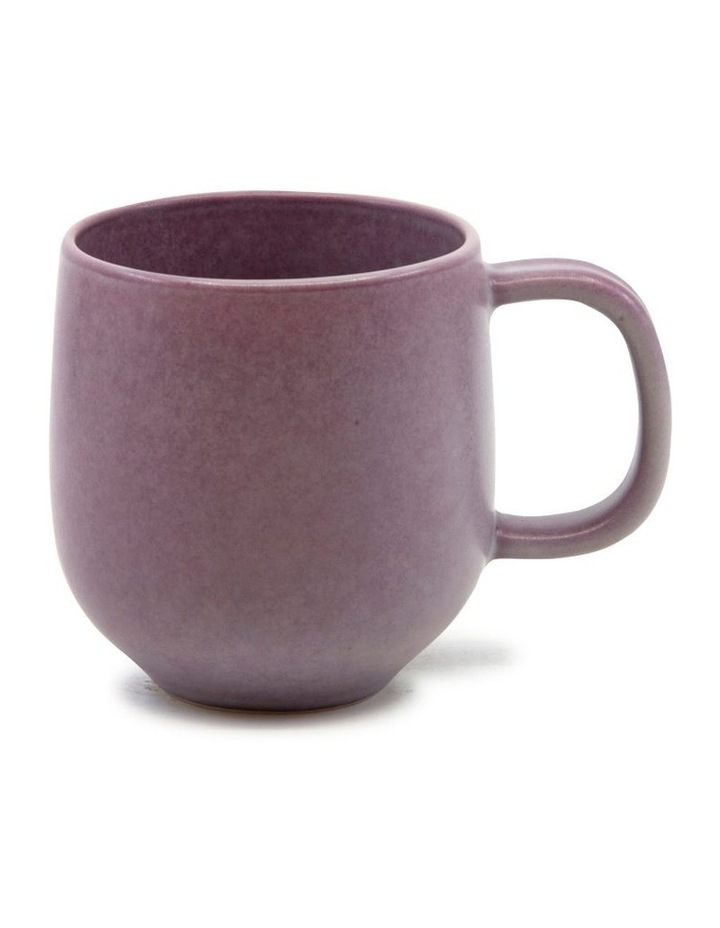 Hue Mug 380ml - Purple - Set of 6 image 2