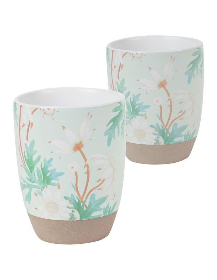 Robert Gordon X Louise Jones Latte 2Pk - Flannel Flower image 1