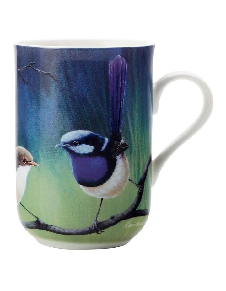 Birds of Australia Mug - Fairy Wrens image 1