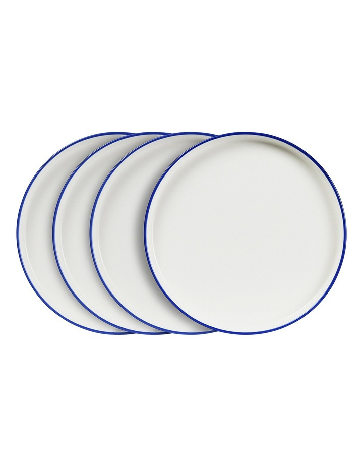 Crew Collection Dinner Plate - Set Of 4 image 1