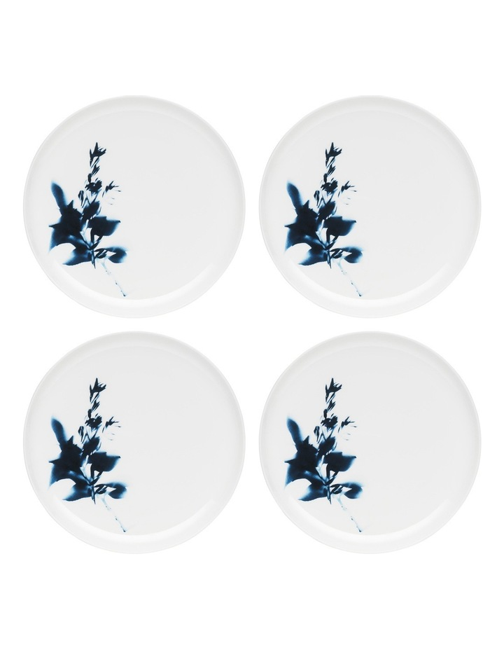 Sunprint Set of 4 Dinner Plate Solar 27cm image 1