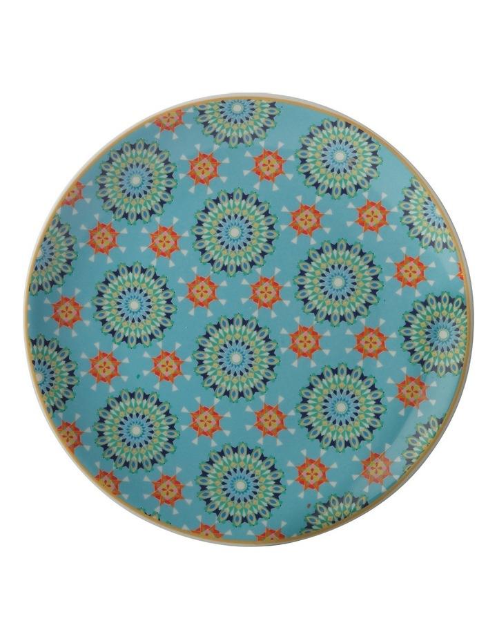 Teas & C'sIsfara Plate Nisa Blue 20cm Gift Boxed image 1