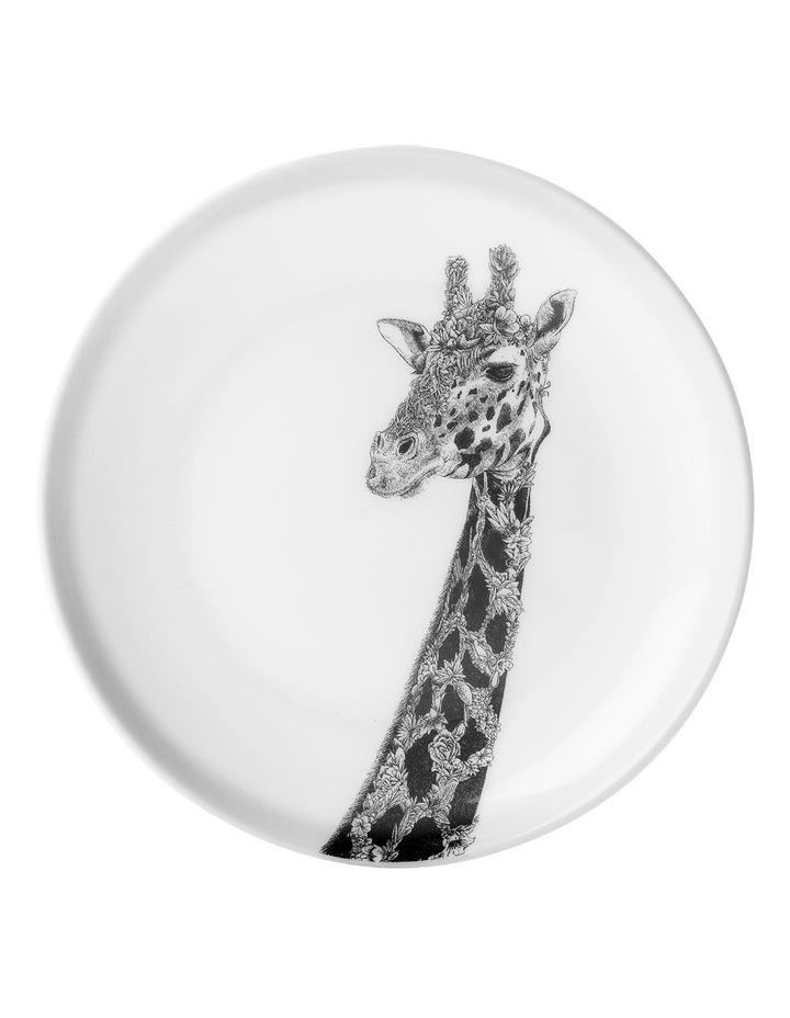 Marini Ferlazzo Plate 20cm African Giraffe Gift Boxed image 1