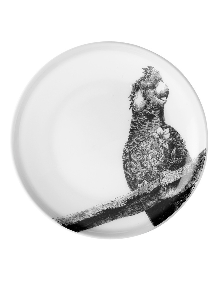 Marini Ferlazzo Plate 20cm Carnaby Cockatoo Gift Boxed image 1