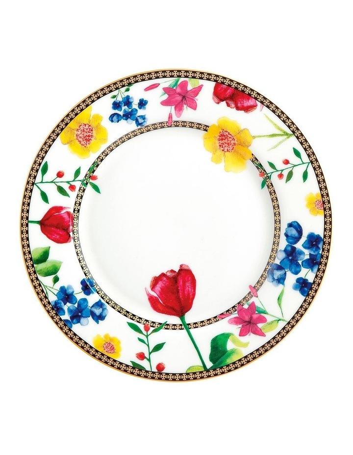 Teas & C's Contessa Rim Plate 19.5cm White Gift Boxed image 1