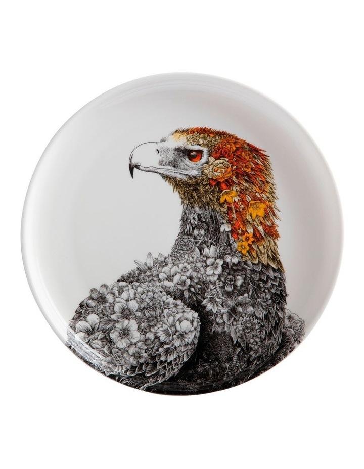 Marini Ferlazzo Birds Plate 20cm Eagle Gift Boxed image 1