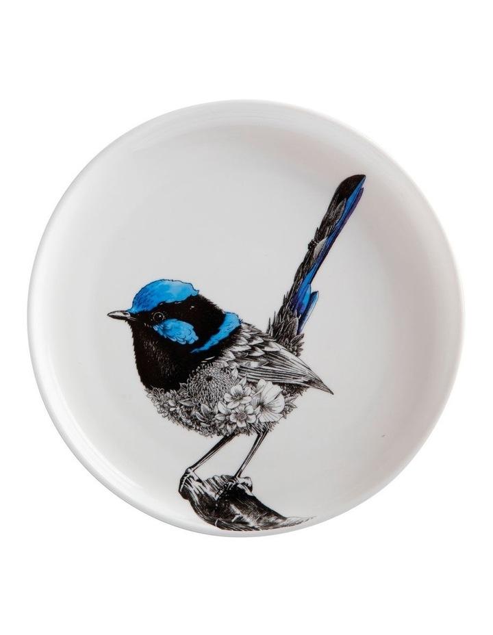 Marini Ferlazzo Birds Plate 20cm Fairy Wren Gift Boxed image 1
