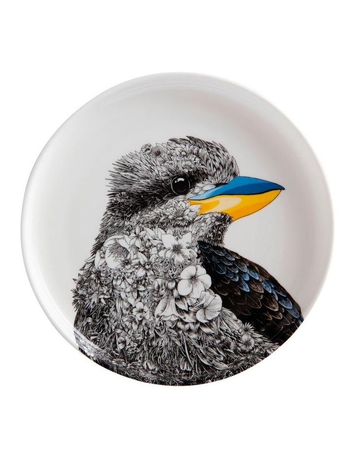 Marini Ferlazzo Birds Plate 20cm Kookaburra Gift Boxed image 1