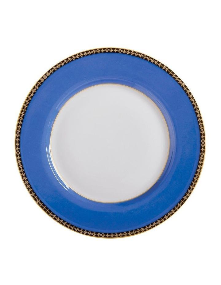Teas & C's Contessa Classic Rim Plate 19.5cm Blue Gift Boxed image 1