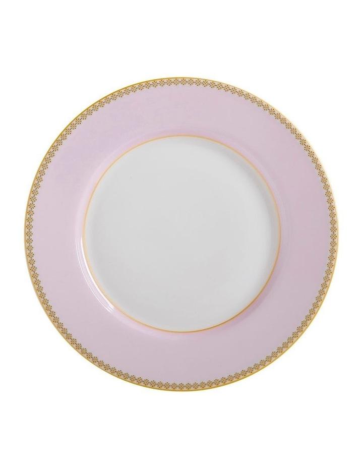 Teas & C's Classic Rim Plate 19.5cm Rose Gift Boxed image 1