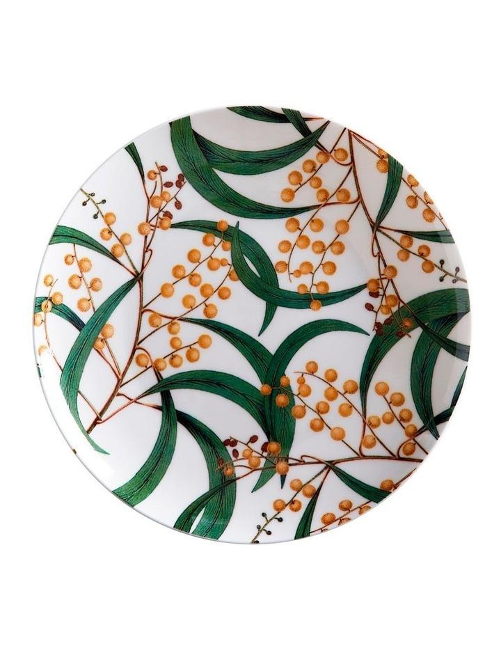 Royal Botanic Garden Plate 20cm Wattle Gift Boxed image 1