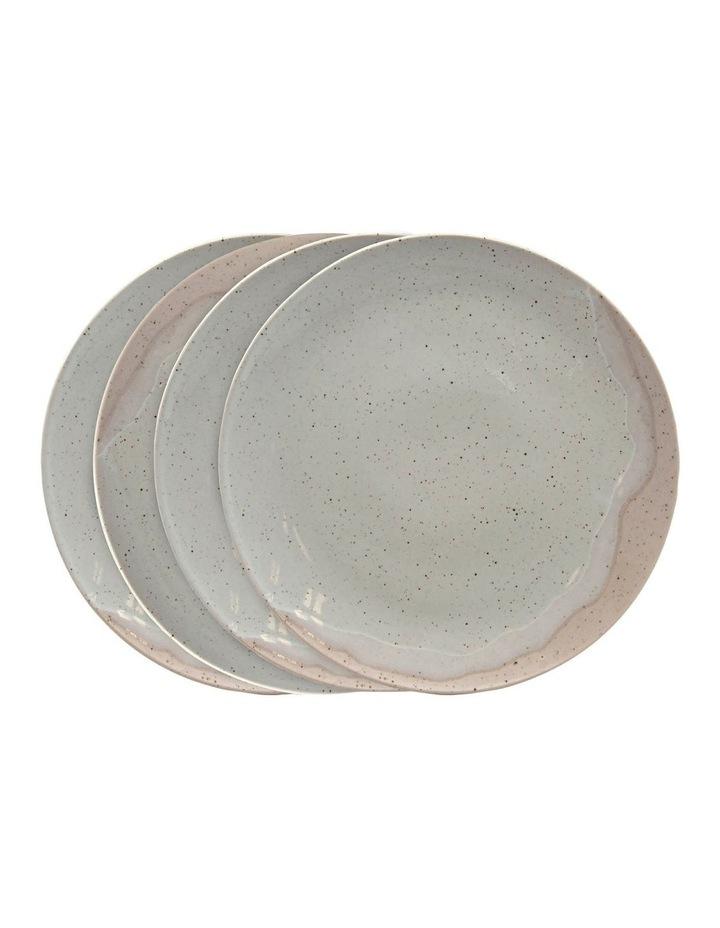 ROAM Side Plate - 20cm - Natural - Set of 4 image 1