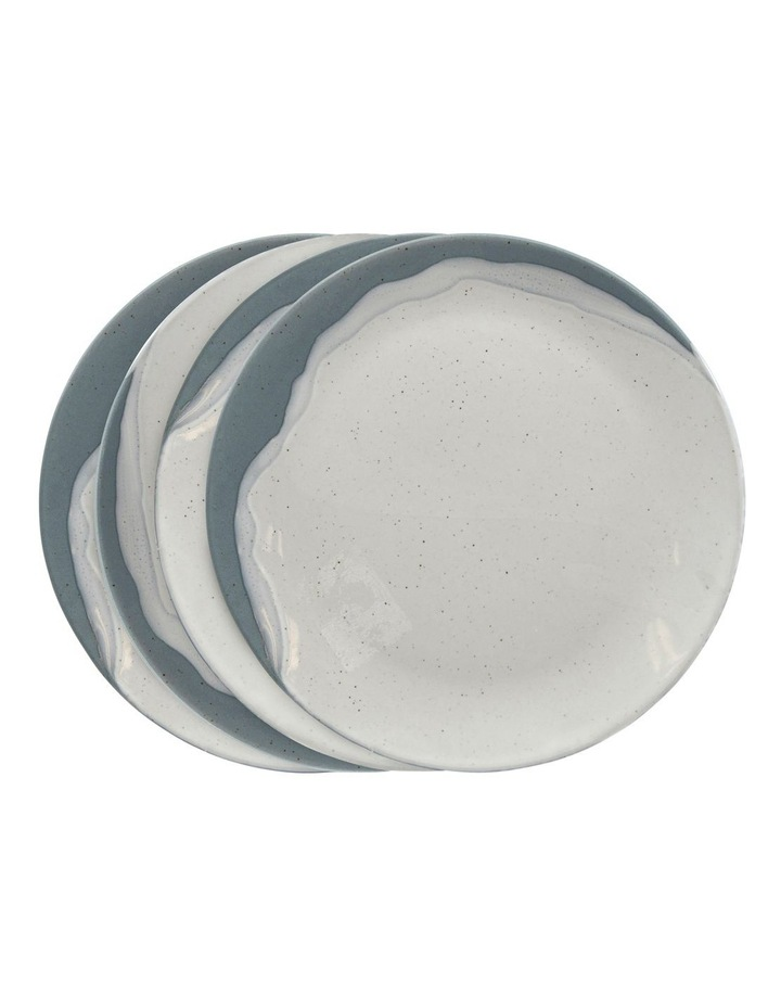 ROAM Side Plate - 20cm - Blue - Set of 4 image 1