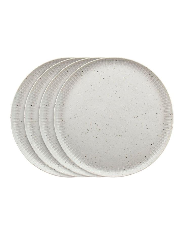 CARO Dinner Plate - 26cm - Set of 4 image 1