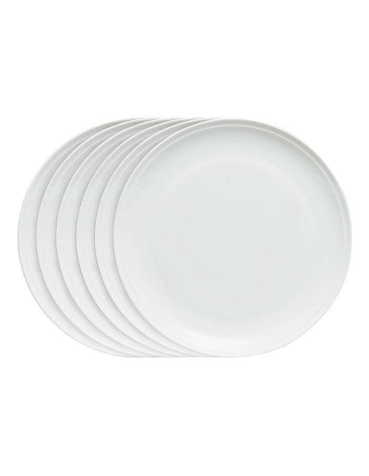 EDGE Dinner Plate - 27.5cm - Set of 6 image 1