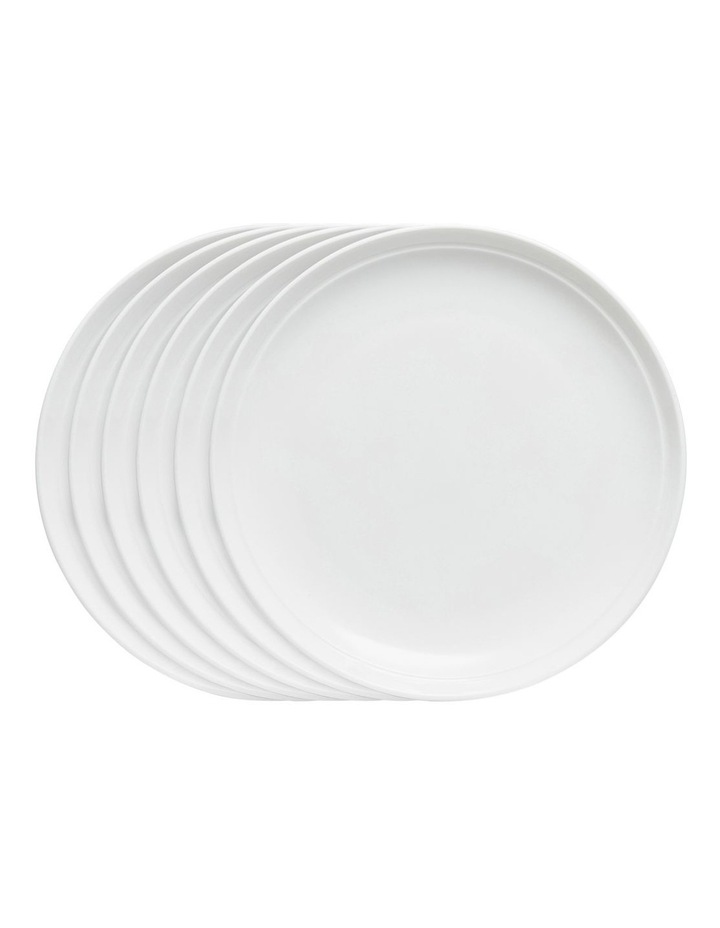 EDGE Side Plate - 20cm - Set of 6 image 1