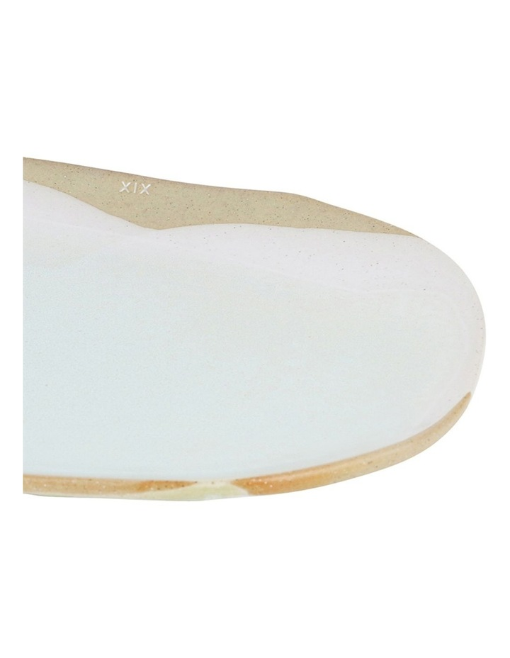 Forager 19.5cm Set of 4 Side Plate in Cream image 3