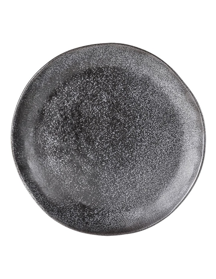 Earth Black Dinner Plate - Set of 4 image 2