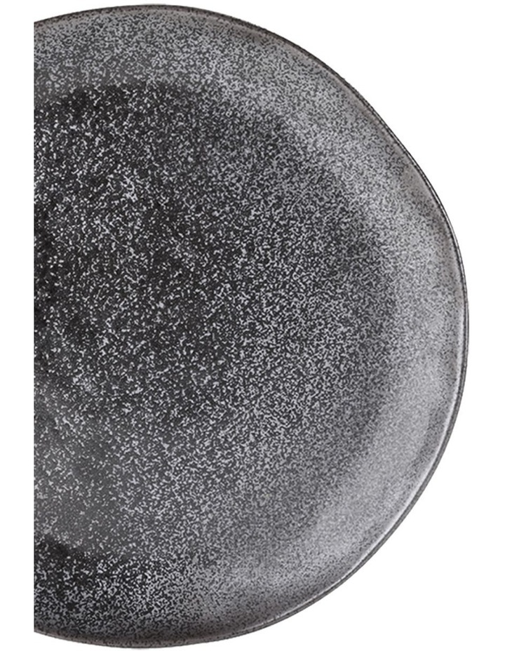 Earth Black Dinner Plate - Set of 4 image 3