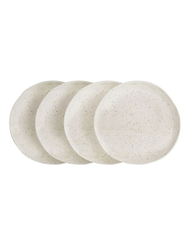 Earth Natural Side Plate - Set of 4 image 1