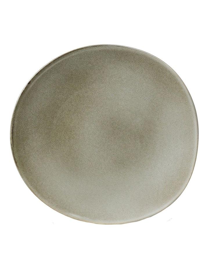 Pier Mason 27.5cm Set of 4 Dinner Plate in Grey image 2