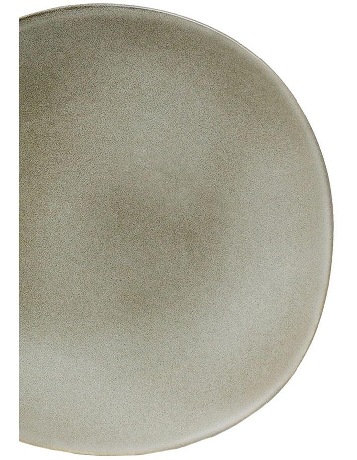 Pier Mason 27.5cm Set of 4 Dinner Plate in Grey image 3