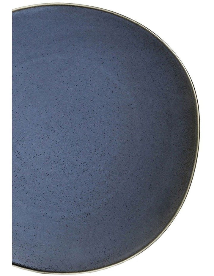 Blue Storm Mason Dinner plate 27.5cm - Set of 4 image 3