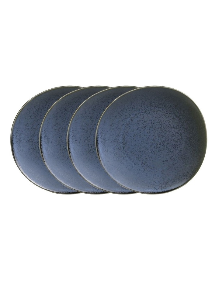Blue Storm Mason Side plate 19cm - Set of 4 image 1