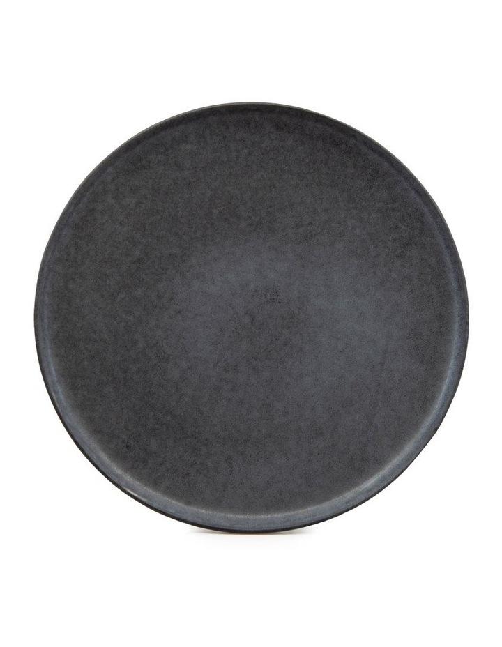 Hue Side Plate 20cm - Black - Set of 6 image 1