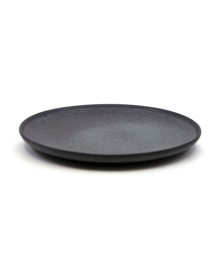 Hue Side Plate 20cm - Black - Set of 6 image 2
