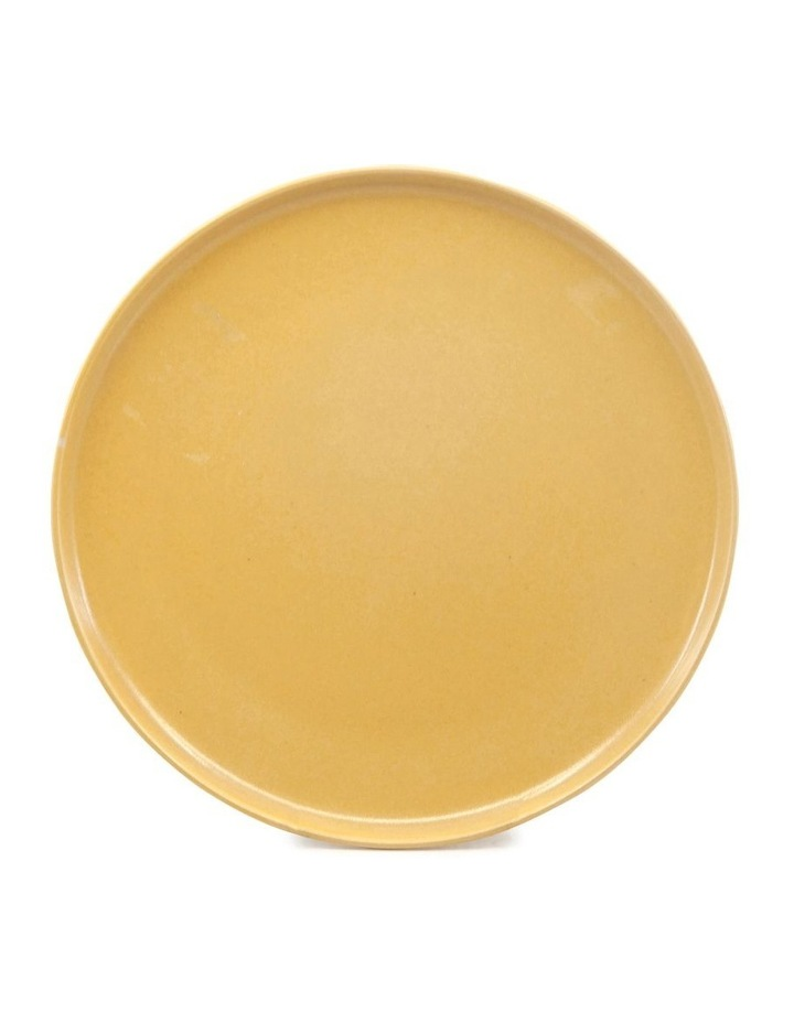 Hue Side Plate 20cm - Yellow - Set of 6 image 2