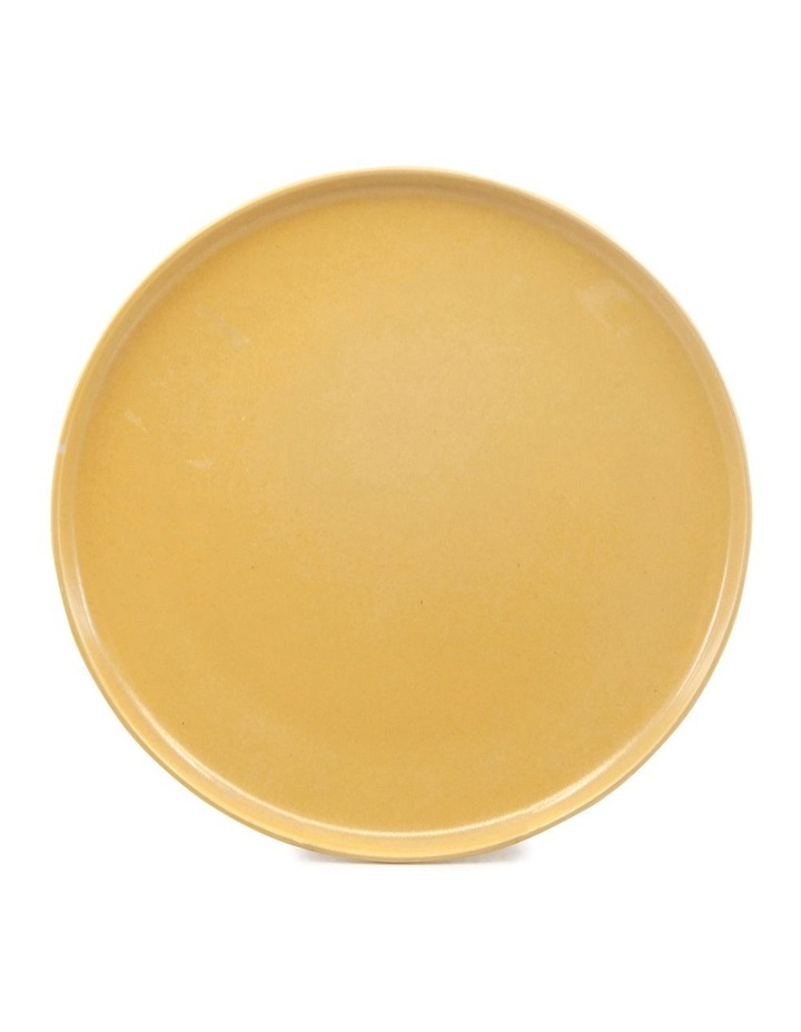 Hue Dinner Plate 27.5cm - Yellow - Set of 6 image 2