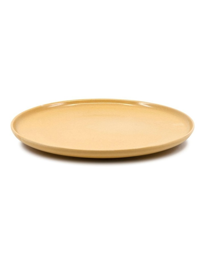 Hue Dinner Plate 27.5cm - Yellow - Set of 6 image 3