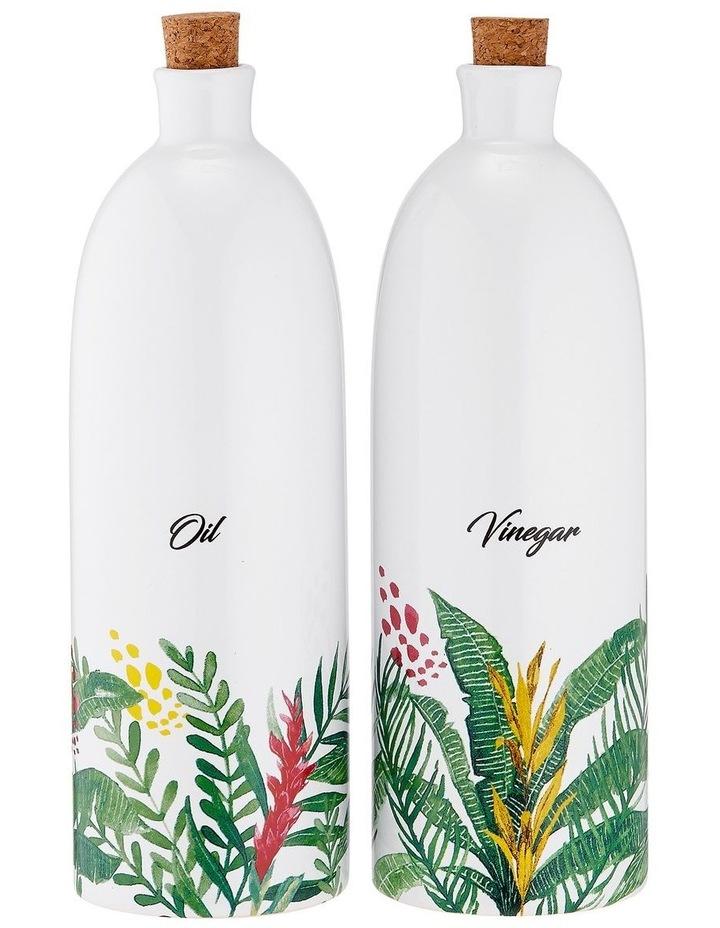 Tierra Oil & Vinegar Set image 1