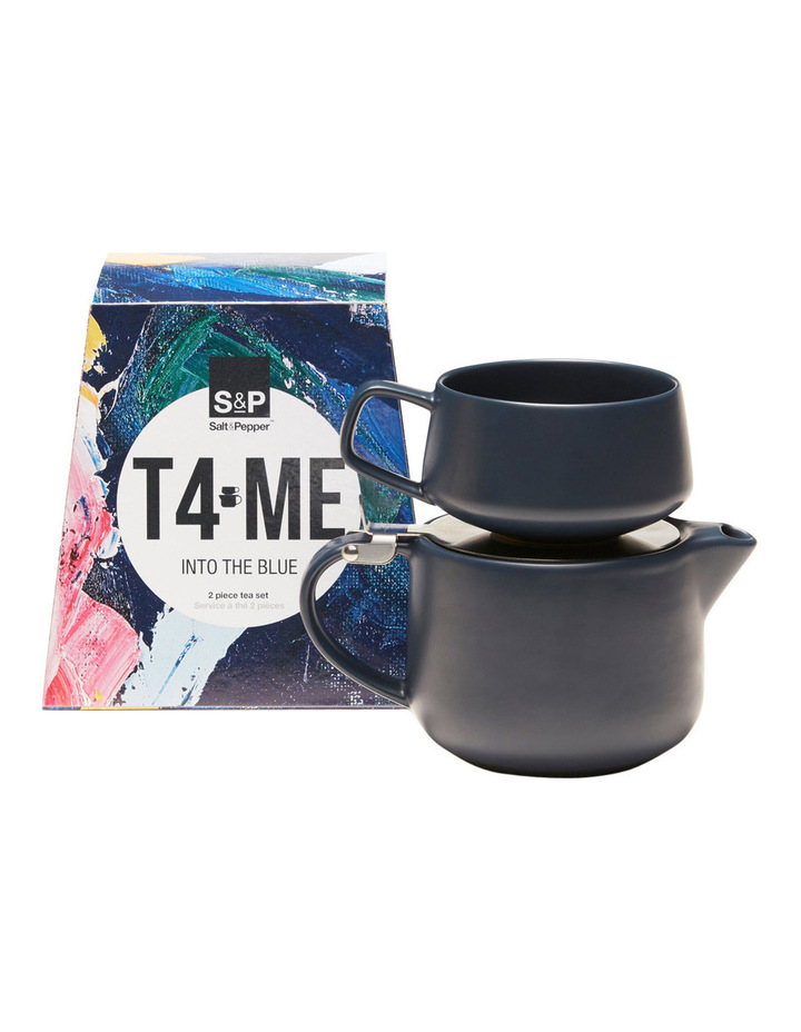 T4-ME Tea Set - Midnight Renegrade image 1