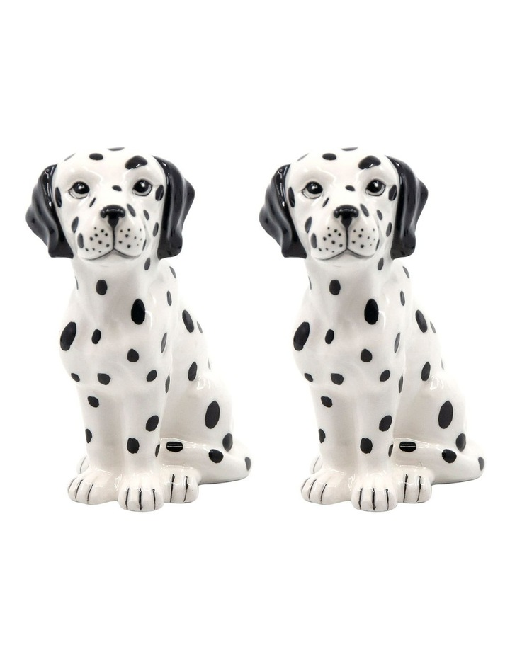 Animalia Shaker Set Of 2 Dalmatian Dog image 1