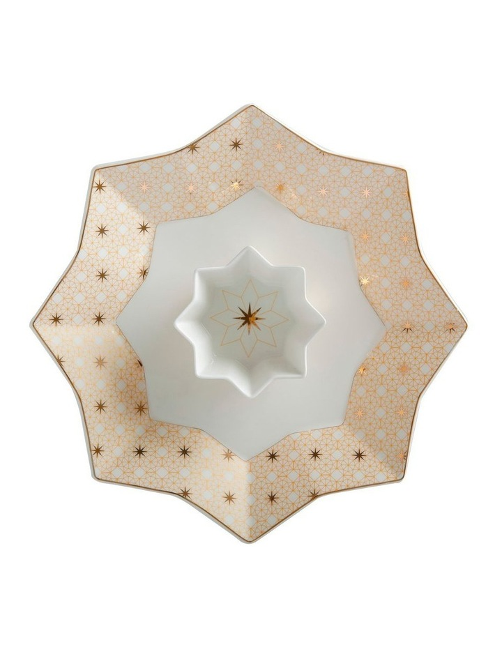 Starry Night Chip & Dip 32cm Gift Boxed image 1