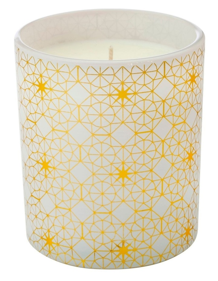 Starry Night Scented Candle 240gm Gold Gift Boxed image 1