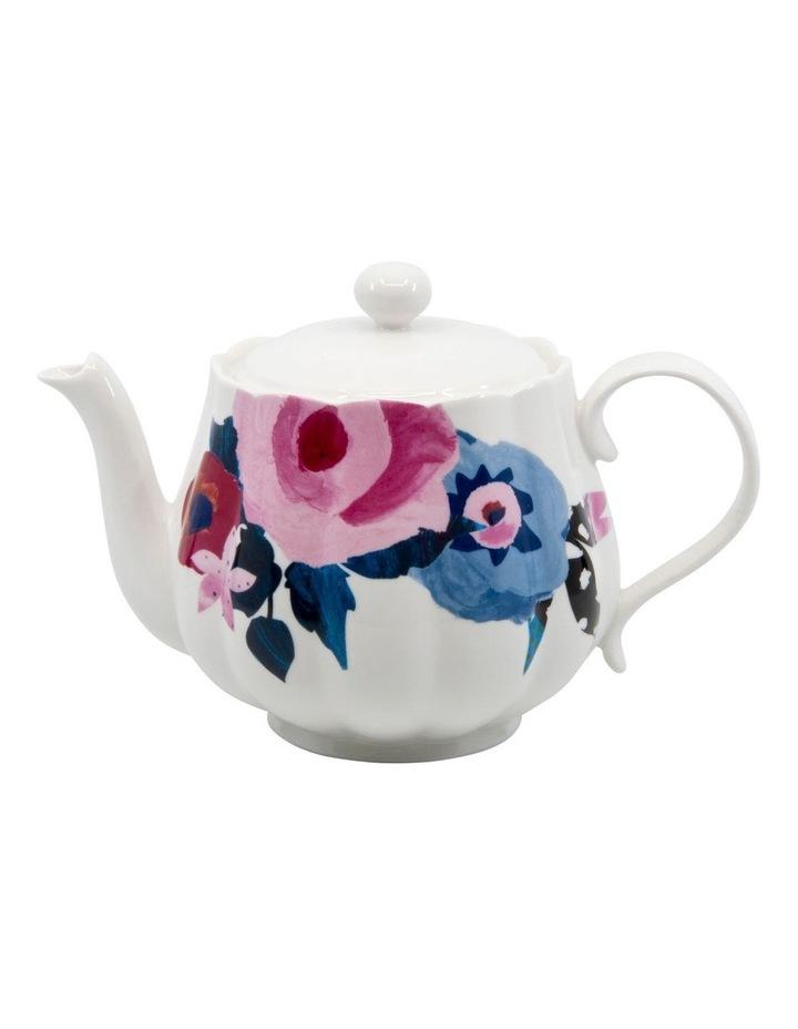 Willow Teapot 800ml - White image 1